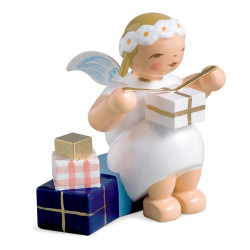Goodwill Snowflake Angel Opens Gifts Wendt Kuhn FGW634X70X9