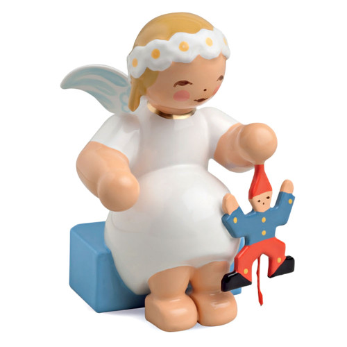 Goodwill Snowflake Angel Toy Wendt Kuhn FGW634X70X19