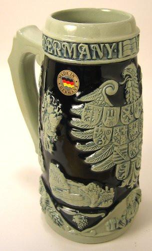 Legacy Scenes German .75 Liter Beer Stein