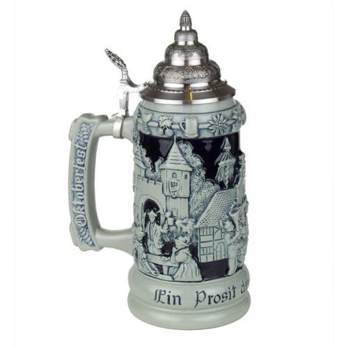 Oktoberfest German Beer Stein .75 Litre