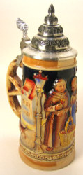 Pretzel Baker German Beer Stein