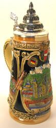 Salzburg German Beer Stein