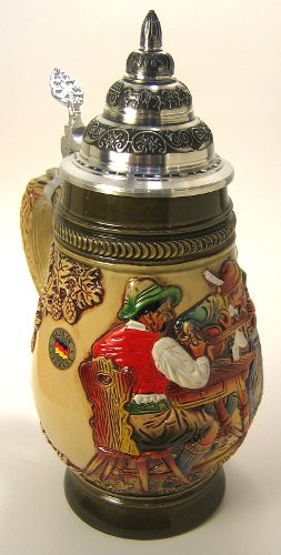 Stolen Kiss German Beer Stein