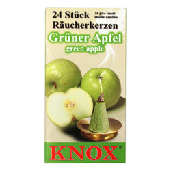 Knox Apple German Incense IND146X06XAPPLE