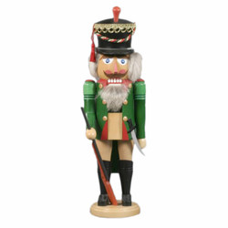 Cavalier Saxony German Nutcracker