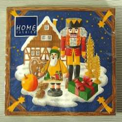 Christmas Land German Napkins NPD042X065