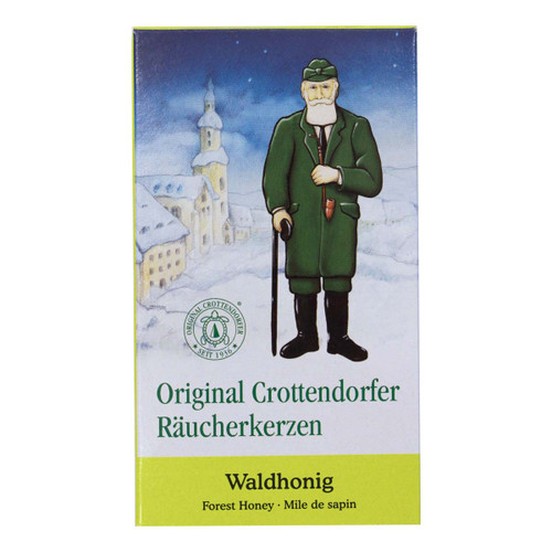 Crottendorfer Forest Honey Waldhonig German Incense IND140X008FH
