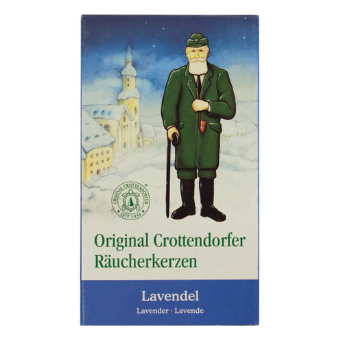 Crottendorfer Lavender German Incense IND140X008LV