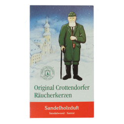 Crottendorfer Sandalwood German Incense IND140X008S