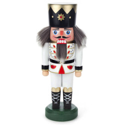 Emperor Franz Joseph White German Nutcracker
