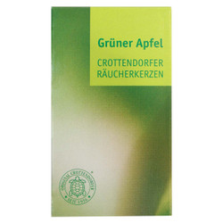 Green Apples German Incense 24 per box IND146X015GA