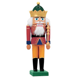 King Friedrich Augustus Saxony German Nutcracker NCK200X34