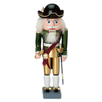King Johann Saxony German Nutcracker NCK202X41