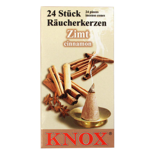 Knox Cinnamon German Incense IND146X00Z