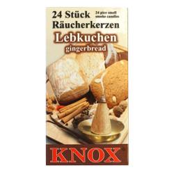 Knox Ginger German Incense IND146X06XGINGER