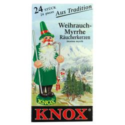 Knox Myrrh German Incense IND146X06XMYRRH
