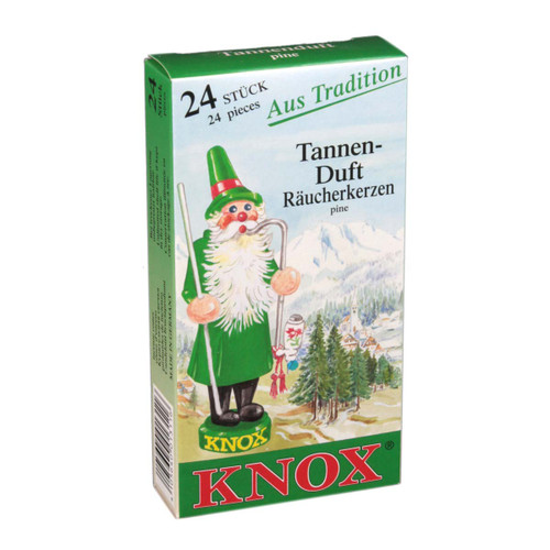 Knox Pine German Incense IND146X06XPINE
