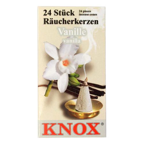 Knox Vanilla German Incense IND146X00VA