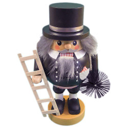 Lucky Chimney Sweep German Nutcracker