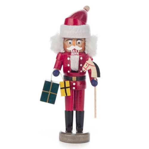 Mini Santa German Nutcracker