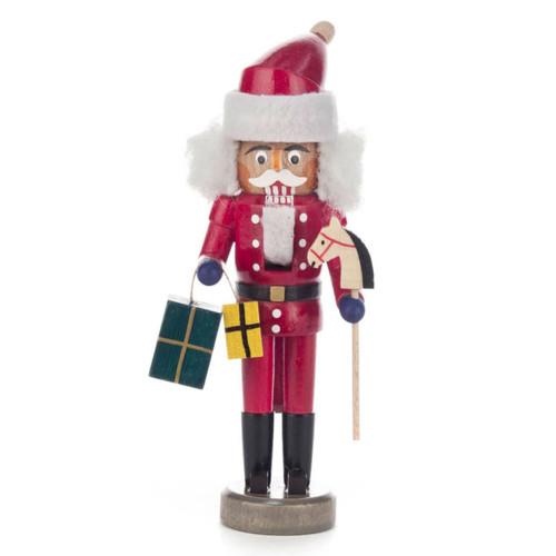 Mini Santa German Nutcracker