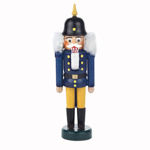 Mini Spiked Helmet German Nutcracker
