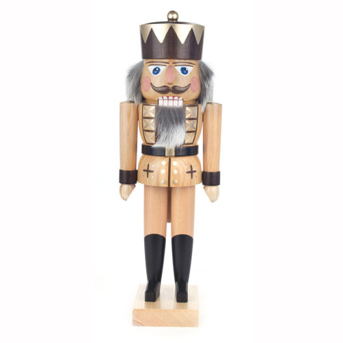 Natural King Black Forest German Nutcracker