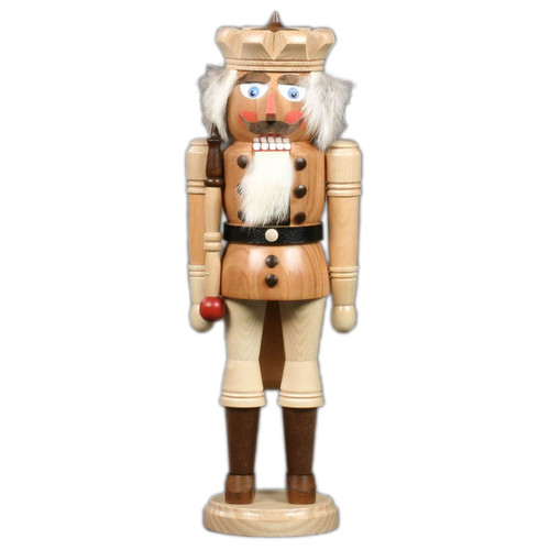 Natural King Saxony German Nutcracker