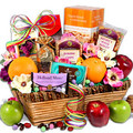 Shavuot Fruit Baskets