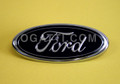 "F81Z-8213-AB | 7"" FORD OVAL FRONT GRILLE EMBLEM"