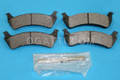 2U2Z-2V200-BB | REAR BRAKE PADS EXPEDITION 2002/ [BR-1400] [MK-667A] 1L2Z-2200-CA / 2L2Z-2200-BA