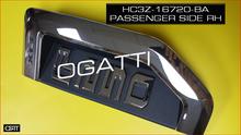 F250 XLT BRAND NEW OEM RH PASSENGER SIDE FENDER EMBLEM HC3Z-16720-BA 2016-2018