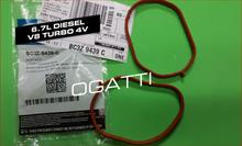 BRAND NEW OEM INTAKE MANIFOLD GASKET 2011-2015 FORD F SERIES SD 6.7L #BC3Z-9439-C KIT