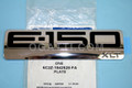 BRAND NEW OEM ECONOLINE E-150 XLT EMBLEM 6C2Z-1542528-FA