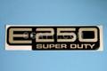 XC2Z-1542528-CA | ECONOLINE E-250 SUPER DUTY EMBLEM