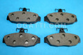 1U2Z-2V200-MA | REAR LH & RH SIDE DISC BRAKE PAD 1988-1993 FORD LINCOLN MERCURY