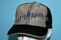 HAT MUSTANG OEM NEW MUSTANG ZIG ZAG CAP ALL MUSTANG 1901-2013 #1045125