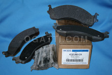 BRAND NEW OEM FRONT BRAKE PADS E-150 2004/4C2Z-2001-AA | [5U2Z-2V001-GA] [6U2Z-2V001-A] D-1045 7948 BR-1045-B