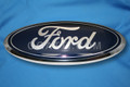 AS4Z-8213-A | OVAL GRILLE FORD EMBLEM