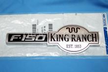 BRAND NEW OEM EMBLEM F150 KING RANCH 2009- 9L3Z-16720-JB