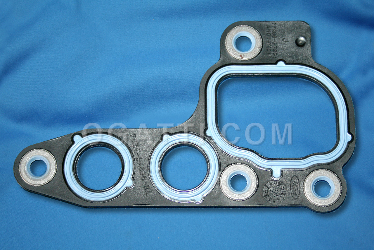Oil Filter Adapter Gasket Replaces Fel Pro  Ford Faz  Ba New