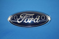 "5C3Z-8213-AA | FORD® OVAL  9"" TRUCK FRONT GRILLE F-SERIES EMBLEM"