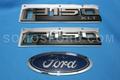 BRAND NEW OEM FENDER EMBLEM 2014-2015 SET-3 COMBO F150 XLT RH-LH FL3Z-16720-C FL3Z-16720-D FL3Z-8213-A
