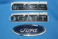 BRAND NEW OEM FORD F-150 XL RH-LH OVAL COMBO EMBLEM 2014-2015 #FL3Z-16720-A FL3Z-16720-B FL3Z-9942528-A