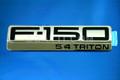 4L3Z-16720-GA | F-150 5.4 TRITON EMBLEM