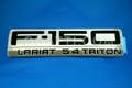 4L3Z-16720-JA | F-150 LARIAT 5.4 TRITON EMBLEM