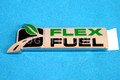 8C2Z-1642528-B | FLEX FUEL ECONOLINE |  EXPEDITION | ESCAPE | F150 | F250 | MARK EMBLEM