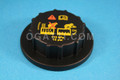 9C3Z-8101-B   OVER FLOW CONTAINER CAP FORD LINCOLN MERCURY