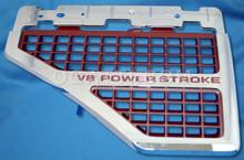 8C3Z-16228-B | VENT 6.4L DIESEL V8 TWIN TURBO LEFT HARLEY DAVIDSON F-350 EMBLEM 2008