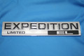 7L1Z-4042528-C | EXPEDITION LIMITED EL EMBLEM 2007-2008